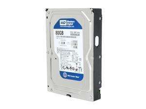 "WD Caviar SE WD800AAJB 80GB 7200 RPM 8MB Cache IDE Ultra ATA100 / ATA-6 3.5"" Internal Hard Drive Bare Drive"