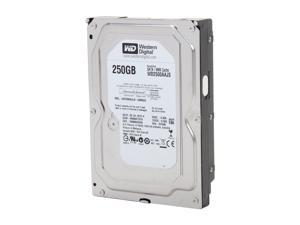 "WD WD2500AAJS 250GB 7200 RPM 8MB Cache SATA 3.0Gb/s 3.5"" Internal Hard Drive"