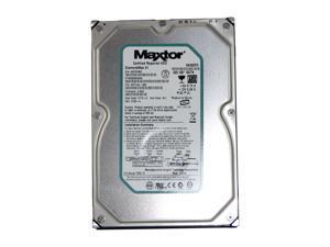 "Maxtor DiamondMax 21 STM3320620AS 320GB 7200 RPM 16MB Cache SATA 3.0Gb/s 3.5"" Hard Drive Bare Drive"