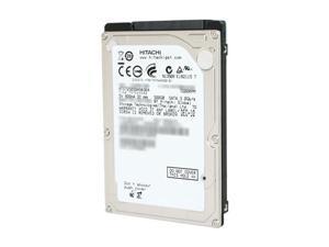 "Hitachi GST Travelstar 7K500 HTS725050A9A364 (0A72335) 500GB 7200 RPM 16MB Cache SATA 3.0Gb/s 2.5"" Internal Notebook Hard Drive Bare Drive"