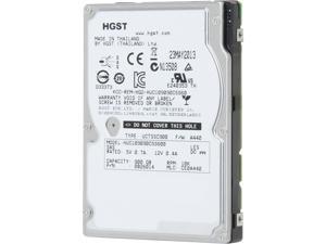 "HGST Ultrastar C10K900 HUC109090CSS600 (0B26014) 900GB 10000 RPM 64MB Cache SAS 6Gb/s 2.5"" Internal Enterprise Hard Drive Bare Drive"