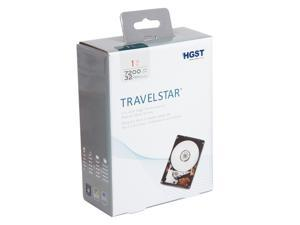 "HGST Travelstar 0S03563 1TB 7200 RPM 32MB Cache SATA 6Gb/s  2.5"" Internal Notebook Hard Drive Retail Kit"