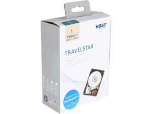 "HGST Travelstar H2IK10003272SN (0S03563) 1TB 7200 RPM 32MB Cache SATA 6.0Gb/s 2.5"" High Performance Mobile Hard Drive Retail Kit"