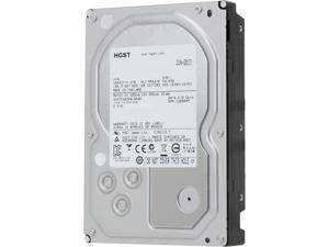 "HGST Ultrastar 7K4000 HUA724020ALA640  (0F14690)  2TB 7200 RPM 64MB Cache SATA 6.0Gb/s 3.5"" Enterprise Hard Drive Bare Drive"