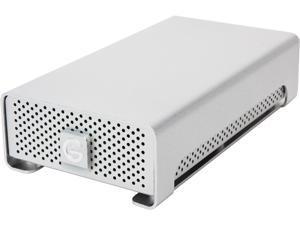 G-Technology G-RAID mini 2TB 7200 RPM USB 3.0 / 2 x FireWire 800 Dual-Drive Storage System Model 0G02616