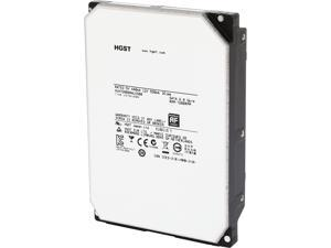 "HGST Ultrastar He8 HUH728060ALE600 (0F23269) 6TB 7200 RPM 128MB Cache SATA 6.0Gb/s 3.5"" Helium Platform Enterprise Hard Disk Drives"