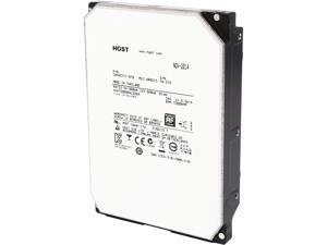 "HGST Ultrastar He8 HUH728080AL5204 (0F23657) 8TB 7200 RPM 128MB Cache SAS 12Gb/s 3.5"" Helium Platform Enterprise Hard Drive Bare Drive"