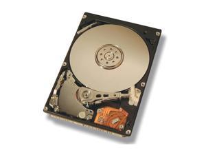 "Hitachi GST Travelstar 5K80 HTS548060M9AT00 (08K0638) 60GB 5400 RPM 8MB Cache IDE Ultra ATA100 / ATA-6 2.5"" Notebook Hard Drive Bare Drive"
