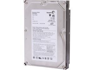 "Seagate Barracuda 7200.8 ST3400832A 400GB 7200 RPM 8MB Cache IDE Ultra ATA100 / ATA-6 3.5"" Internal Hard Drive Bare Drive"