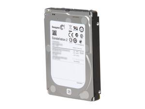 "Seagate Constellation.2 ST9500620NS 500GB 7200 RPM 64MB Cache SATA 6.0Gb/s 2.5"" Enterprise-class Internal Hard Drive Bare Drive"