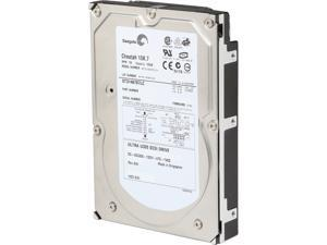 "Seagate Cheetah 10K.7 ST3146707LC 147GB 10000 RPM 8MB Cache SCSI Ultra320 80pin 3.5"" Hard Drive"