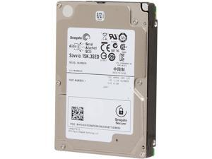 "Seagate Savvio 15K.3 ST9300553SS 300GB 15000 RPM 64MB Cache SAS 6Gb/s 2.5"" Enterprise Hard Drive with Secure Encryption"