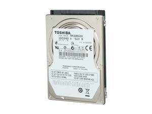 "TOSHIBA MK3265GSX 320GB 5400 RPM 8MB Cache SATA 3.0Gb/s 2.5"" Internal Notebook Hard Drive Bare Drive"