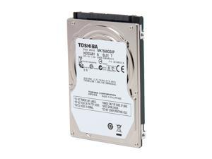 "TOSHIBA MK7559GSXP 750GB 5400 RPM 8MB Cache SATA 3.0Gb/s 2.5"" Internal Notebook Hard Drive Bare Drive"