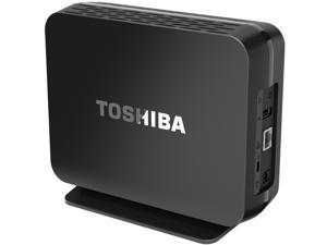 TOSHIBA HDNB120XKEK1 2TB Canvio Home Backup & Share Network Storage