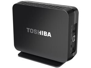 TOSHIBA HDNB130XKEK1 3TB Canvio Home Backup & Share Network Storage