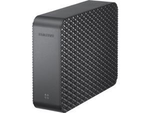 "SAMSUNG G3 Station 1TB USB 2.0 3.5"" External Hard Drive Black"