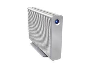 """LaCie Big Disk Quadra 3TB USB 2.0 / Firewire400 / Firewire800 / eSATA 3.5"""" External Hard Drive"""