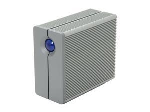 """LaCie 2big Quadra 4TB USB 3.0 / 2 x FireWire 800 3.5"""" External Hard Drive"""