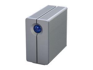 """LaCie 2big Quadra USB 3.0 6TB USB 3.0 / 2 x Firewire800 3.5"""" External Hard Drive LAC9000354"""