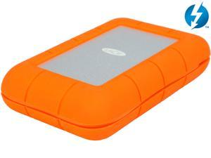 LaCie 4TB Rugged RAID Portable External Hard Drive Thunderbolt & USB 3.0 Model LAC9000601
