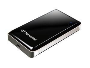 Transcend StoreJet Cloud 64GB USB 2.0 / WiFi External Hard Drive TS64GSJC10K