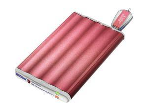 "BUSlink 500GB Mini USB 2.0 2.5"" CipherShield AES 128-bit Encryption External Slim Drive DSC-500-U2"