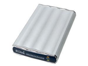 BUSlink 320GB Disk-On-The-Go External Slim Drive USB 2.0 Model DL-320-U2