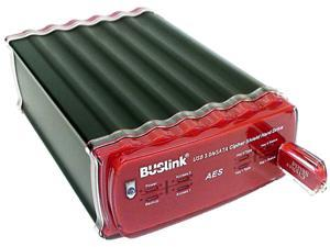BUSlink 1TB USB 3.0 CipherShield USB 3.0 AES 128-bit Encryption External Drive CSC-1T-SU3