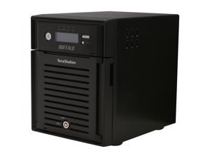 BUFFALO TeraStation ES 4-Bay 8 TB (4 x 2 TB) RAID Network Attached Storage (NAS) - TS-XE8.0TL/R5