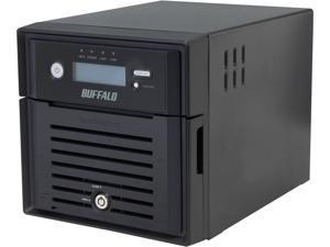 BUFFALO TS5200D0802 Terastation 5200 High-performance 2-drive RAID Business-class NAS