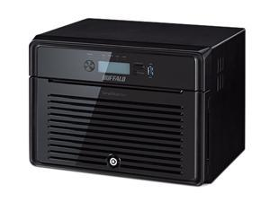 BUFFALO TeraStation 5800 8-Bay 24 TB (8 x 3 TB) RAID NAS & iSCSI Unified Storage - TS5800D2408