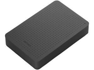 "BUFFALO MiniStation 2TB 2.5"" Black External Hard Drive"