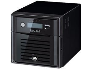 BUFFALO TeraStation 5200 WSS 4 TB 2-Bay (2 x 2 TB) RAID High Performance Windows Storage Server NAS & iSCSI Unified Storage ...
