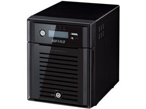 BUFFALO TeraStation 5400 WSS 4 TB 4-Bay (4 x 1 TB) RAID High Performance Windows Storage Server NAS & iSCSI Unified Storage ...