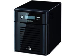 BUFFALO TeraStation 5400 WSS 8 TB 4-Bay (4 x 2 TB) RAID High Performance Windows Storage Server NAS & iSCSI Unified Storage ...
