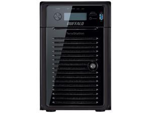 BUFFALO TeraStation 5600 WSS 24 TB 6-Bay (6 x 4 TB) RAID High Performance Windows Storage Server NAS & iSCSI Unified Storage ...