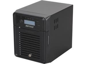 BUFFALO TeraStation 3400 4-Bay 4 TB (4 x 1 TB) RAID NAS & iSCSI Unified Storage - TS3400D0404