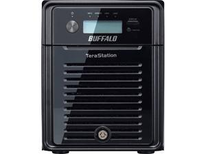 BUFFALO TeraStation 3400 4-Bay 12 TB (4 x 3 TB) RAID NAS & iSCSI Unified Storage - TS3400D1204