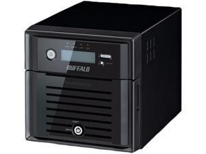 BUFFALO TS5200D0802S 8TB (2 x 4TB) TeraStation 5200 NVR 16-Channel Network Video Recorder
