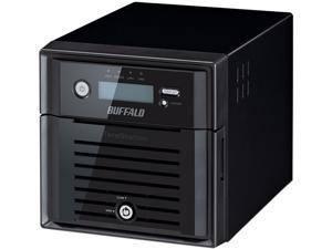 BUFFALO TS5200DN0402 4TB (2 x 2TB) TeraStation 5200DN 2-Bay 4TB (2 x 2TB) RAID NAS & iSCSI Unified Storage