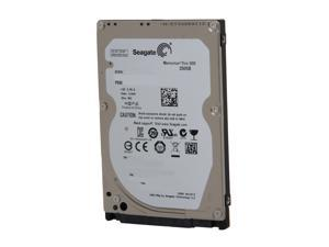 "Seagate Momentus Thin ST250LT014 250GB 7200 RPM 16MB Cache SATA 3.0Gb/s 2.5"" Internal Notebook Hard Drive"