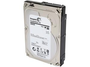 "Seagate Constellation CS ST3000NC002 3TB 7200 RPM 64MB Cache SATA 6.0Gb/s 3.5"" Enterprise Internal Hard Drive Bare Drive"