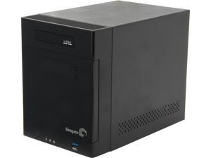 Seagate STBP100 Diskless System Business Storage 4-Bay NAS