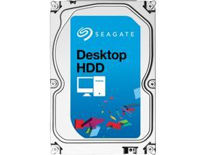 "Seagate Desktop HDD.15 ST4000DM000 4TB 5900 RPM 64MB Cache SATA 6.0Gb/s 3.5"" Internal Hard Drive Bare Drive"