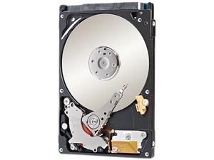 "Seagate Hybrid Drives ST500LM000 500GB MLC/8GB 64MB Cache SATA 6.0Gb/s NCQ 2.5"" Laptop SSHD -Bare Drive"