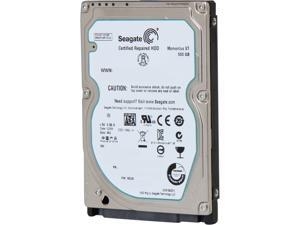 "Seagate Momentus XT ST95005620AS 500GB 7200 RPM 32MB Cache SATA 3.0Gb/s 2.5"" Solid State Hybrid Drive -Manufacture Recertified"