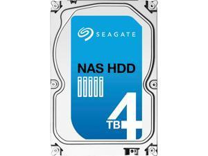 Seagate NAS HDD ST4000VN000 4TB 64MB Cache SATA 6.0Gb/s Internal Hard Drive