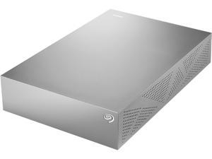 Seagate Backup Plus 4TB Desktop External Hard Drive for Mac with 200GB of Cloud Storage & Mobile Device Backup USB 3.0 - STDU4000100