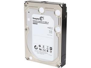 "Seagate 6TB Enterprise Desktop Hard Disk Drive - 7200 RPM SAS 12Gb/s 128MB 3.5"" ST6000NM0014"